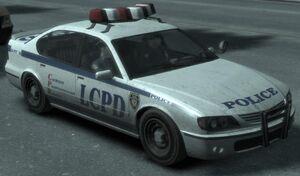 GTA 4 Police Car