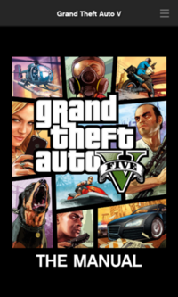 Grand Theft Auto V The Manual