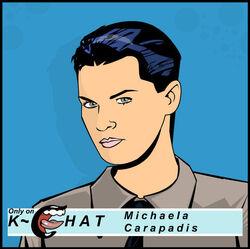 Michaela Carapadis (VC - art)