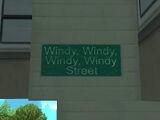 Windy Windy Windy Windy Street