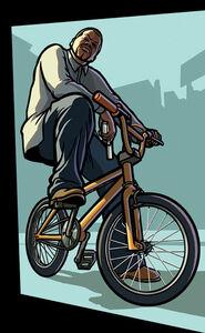 BMX Dude