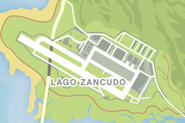 Fort Zancudo carte