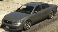 Intruder GTA V