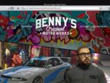 Benny's Original Motor Works