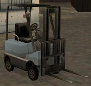Wózek widłowy (SA)