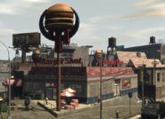 Burger Shot (IV - Fortside)