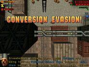 Conversion Evasion! (1)