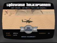Szkoła pilotażu (Lądowanie helikopterem - 1)