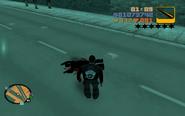 GTA III dead Yakuza