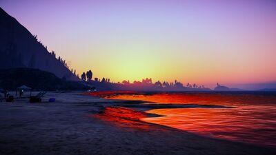 Procopio Beach-I