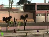 Remiza strażacka w Las Venturas