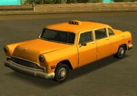 Cabbie GTA San Andreas (PS2)
