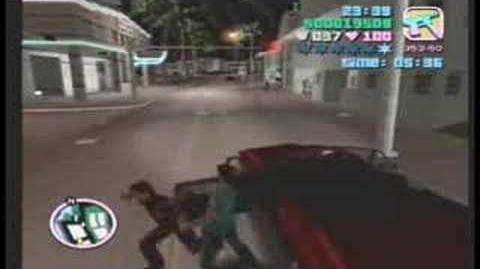 "Grand Theft Auto Vice City Mission 17 ""Autocide"""