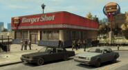 Burger Shot (IV - Beechwood City)