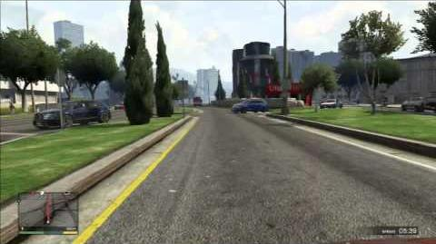 Grand Theft Auto V Gameplay Mission 36