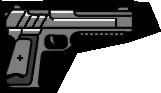 Pistolet .50 (V - HUD)