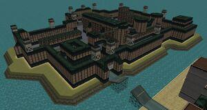 Alma Mater Prison (GTA2)