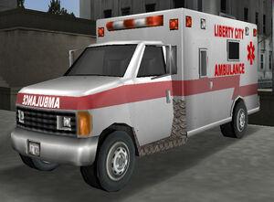 Ambulance-GTA3-front