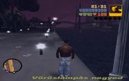 GTA III landscape