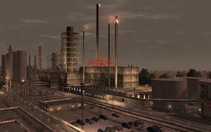 GlobeOil-GTA4-refinery-exterior