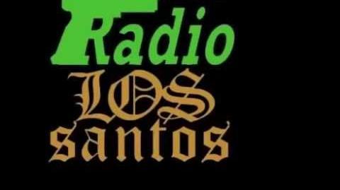 GTA San Andreas - Radio Los Santos Full Soundtrack PlayStation