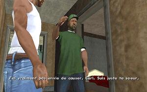 Cesar Vialpando (mission) GTA San Andreas (consigne)