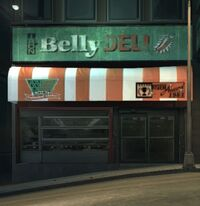 Iron Belly Deli (IV)