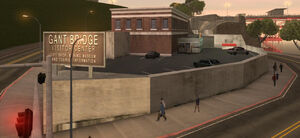 Gant Bridge GTA San Andreas (visitor center)