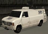 Newsvan GTA San Andreas (Cut Throat Business)