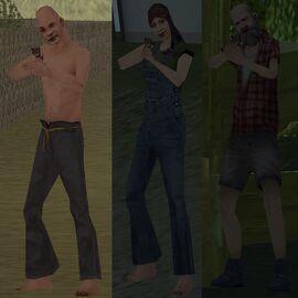 Survivalists-GTASA-members