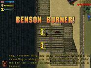 Benson Burner! (1)