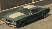 Sabre GT GTA IV (vue avant)