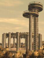Liberty State Pavillion Towers (IV)
