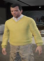 Ponsonbys (V - Cytrynowy sweter)