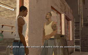 Puncture Wounds GTA San Andreas (cible)