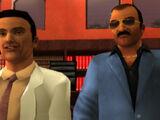 Diego et Armando Mendez