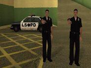 Los Santos Police Department (SA - 2)