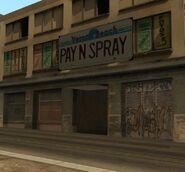 Pay 'n' Spray (SA - Santa Maria Beach)