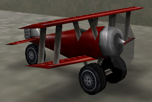 RC Baron GTA VC