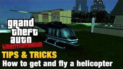 Como conseguir um helicóptero em GTA Liberty City Stories sem mods!