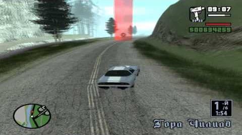 GTA San Andreas. Прохождение Гоночные соревнования (СФ)