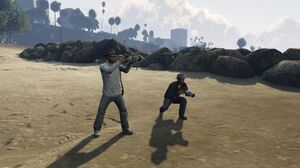Pacific Bluffs GTA V (photographes)