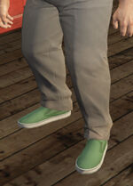 SubUrban (V - Zielone buty skejtowskie)