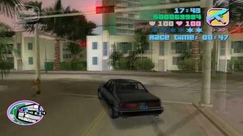 GTA Vice City - Walkthrough - Mission 43 - The Driver (HD)