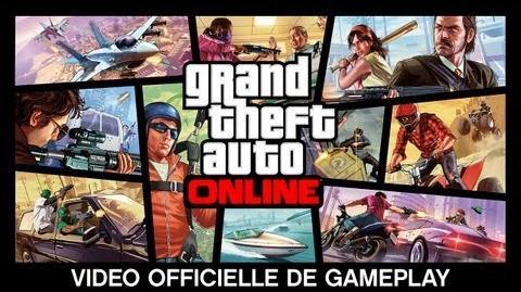 Grand Theft Auto V Online Vidéo Officielle de Gameplay