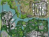 San Andreas (univers 3D)