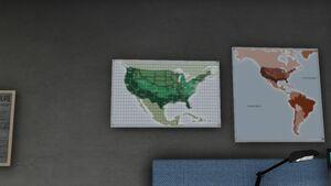 U. S. Map