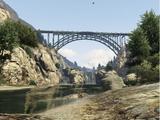 Calafia Bridge