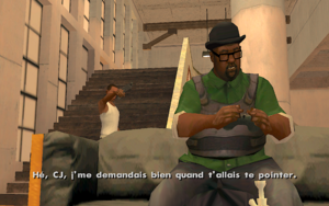 End of the Line GTA San Andreas (rencontre)