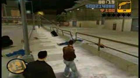 Grand Theft Auto 3 (PC) Mission 25 — Triads and Tribulations